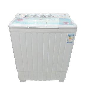 0公斤半自动双缸洗衣机(白色)