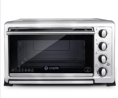 客浦 TO5406 家用电烤箱 上下管独立温控 六管加热 40L大容量 278元包邮(298-20)