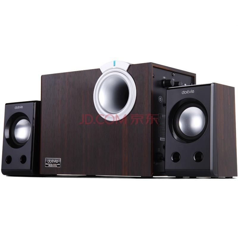 东格(dostyle) sd305 全木质2.1音箱怎么样?